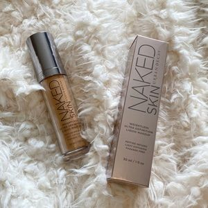 New Urban Decay Naked Skin foundation in shade 3.0